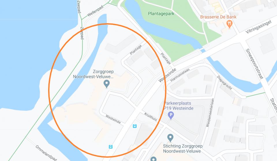 Verzorgingshuis Randmeer Harderwijk