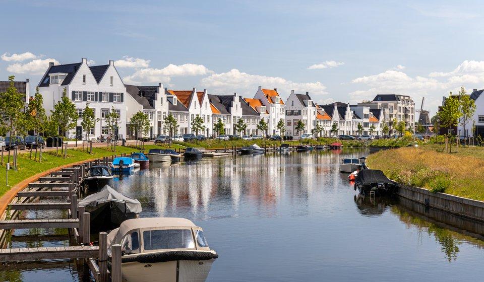 Waterfront Harderwijk - Koopmans Bouwgroep